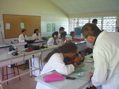 Laborataoire de sciences